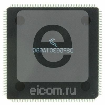 DSP56301PW80