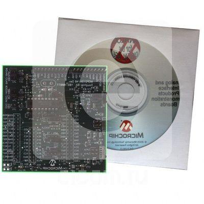 MCP215X/40EV-DB