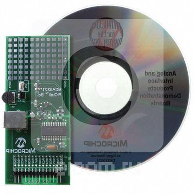 MCP3221DM-PCTL