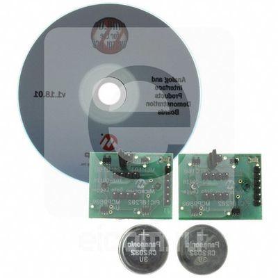 MCP9800DM-DL2