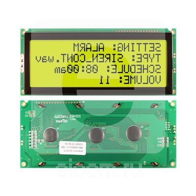 NHD-0420E2Z-FL-GBW